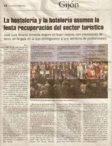 OTEA 2016 en prensa